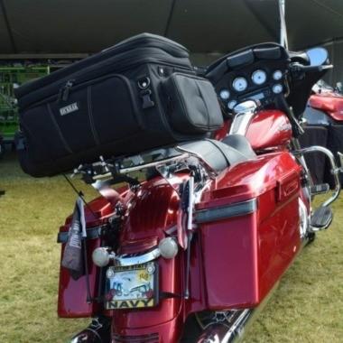 RickRak Motorcycle Luggage Racks & Tour Bag