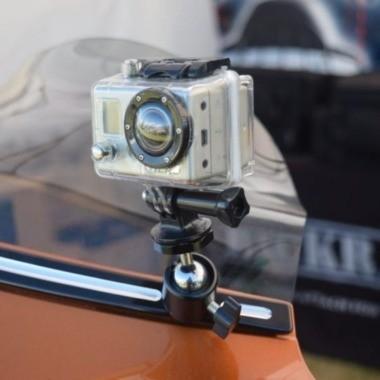 RickRak Motorcycle GoPro Mounts
