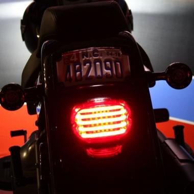 complete led taillight units for harley davidson®