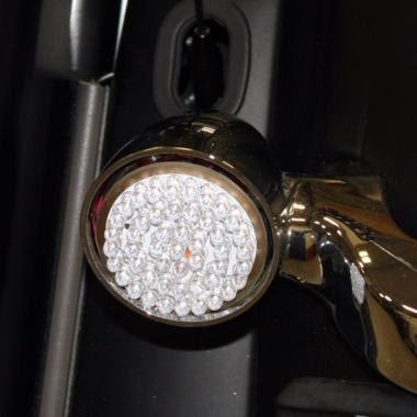 Genesis® LED Motorcycle Turn Signal Inserts