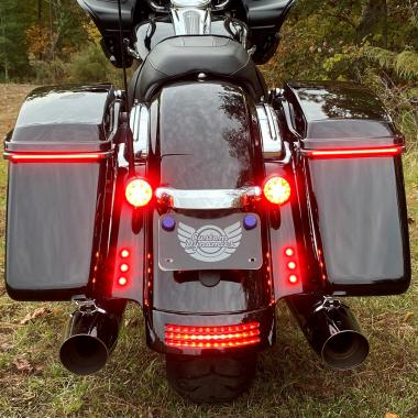 Universal & Custom Motorcycle LED Turn Signals