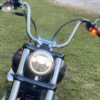 Mini & Micro Motorcycle LED Turn Signals