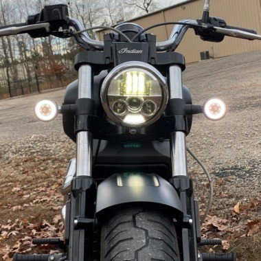 LED Turn Signals for Indian Motorcycles®