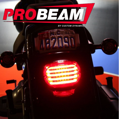 ProBEAM® LED Tail Lights for Harley-Davidson®