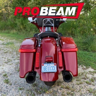 ProBEAM® LED Saddlebag Lights For Harley-Davidson® Motorcycles