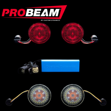 ProBEAM® Turn Signal Insert Kits for Harley-Davidson®