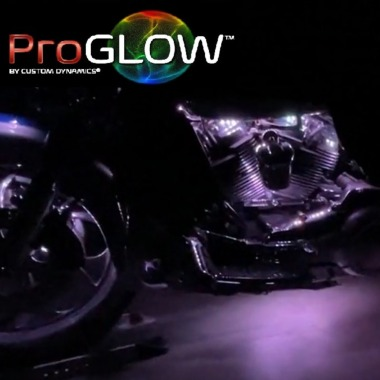 ProGLOW™ Color Changing Motorcycle Accent Lights