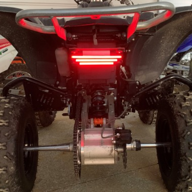 Custom LED Brake Lights & Turn Signals for UTV/ATV