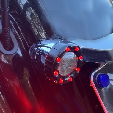 Bullet Ringz™ Rear LED Turn Signals