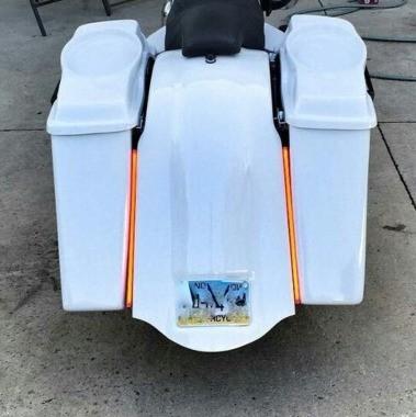 H-D™ Motorcycle LED Light Bars