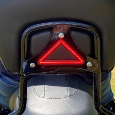 Run & Brake LED Backrest Light for Harley-Davidson® Motorcycles