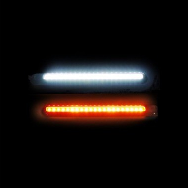 Amber/White LED Light Bars
