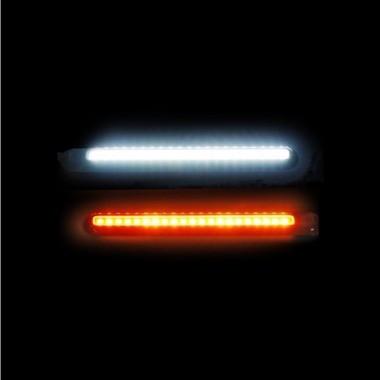 Amber/White LED Light Bars