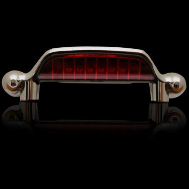 Motorcycle Saddlebag Rail LED Lights