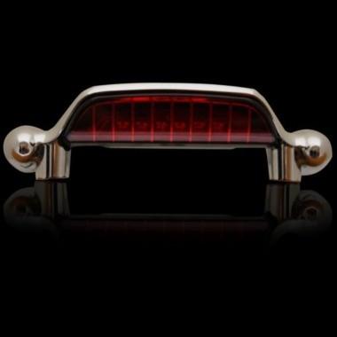 Motorcycle Saddlebag Rail LEDs