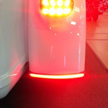 H-D™ TriGlide® LED Rear Fender Lights