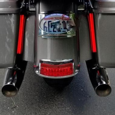H-D™ LED Rear Fender Tips