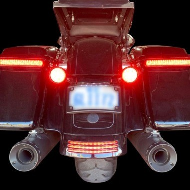 Run/Brake LED TriBar for Harley-Davidson®