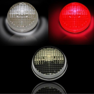 Metric Turn Signal Lenses