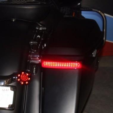 Bagz™ Motorcycle LED Saddlebag Lights