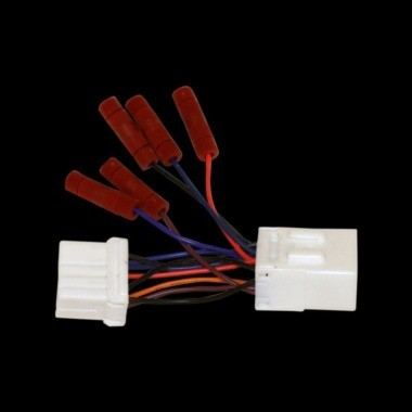 Universal Product Motorcycle Wiring Adapters