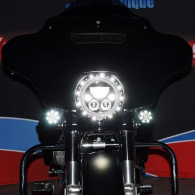 H-D™ LED Headlamps / Passing Lamps / Trim / Driving Lights