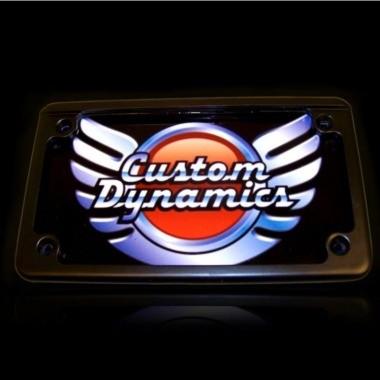 Spyder License Plate Frames