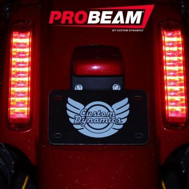 LED Taillight Panels For Harley-Davidson® CVO™ Motorcycles