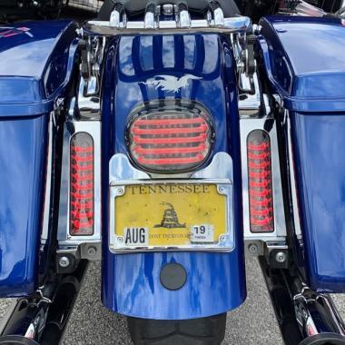 Fillerz® & Flatz™ LED Taillights for Harley-Davidson®