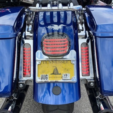 Fillerz® LED Taillights for Harley-Davidson®