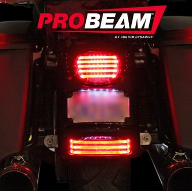 ProBEAM® LED Rear Motorcycle Fender Tip