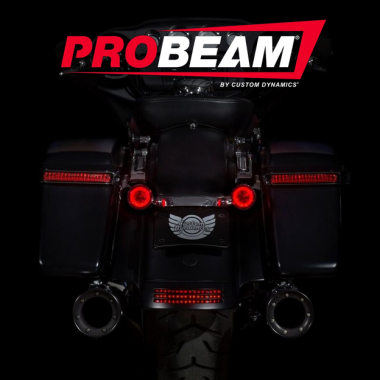 ProBEAM® Rear Turn Signal Inserts for Harley-Davidson®