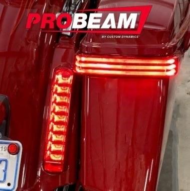 ProBEAM® Motorcycle LED Saddlebag Lights