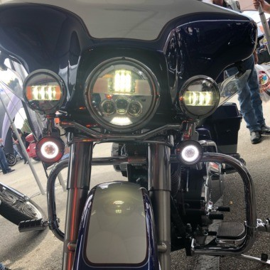 ProBEAM® LED Motorcycle Passing Lamps