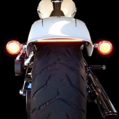 Motorcycle LED Turn Signal Arrays