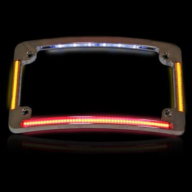 LED License Plate Frames & Mounts