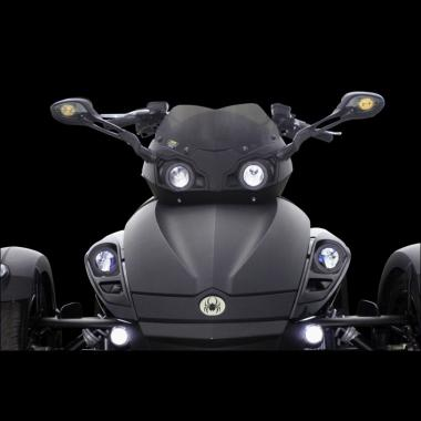 Can-Am Spyder LED Turn Signals