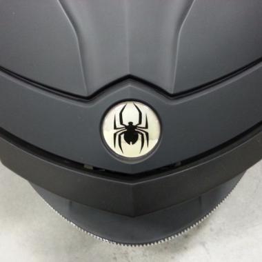 Emblems, Antenna, & Horn