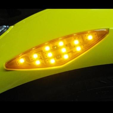 Can-Am Spyder: Fender Lighting