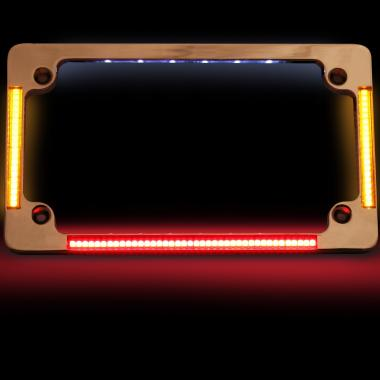 H-D™ Motorcycle LED License Plate Frames