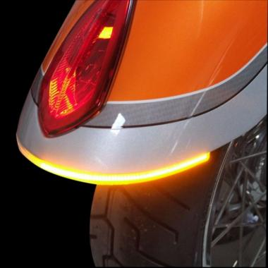 Victory Motorcycle LED Turn Signal Array
