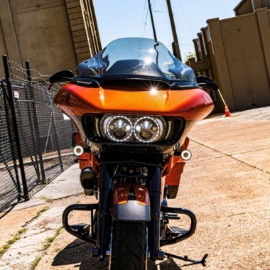LED Headlamps for Road Glide® Motorcycles