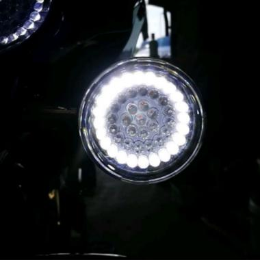 H-D™ LED Turn Signals & Lenses