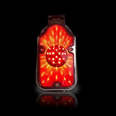 Motorcycle LED Boltz & Taillight Boards