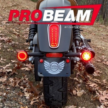 ProBEAM® LED Turn Signals for Indian®