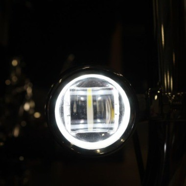Motorcycle DRL & Auxiliary Lights