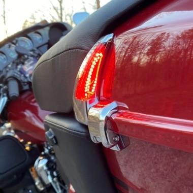 Motorcycle Tour Pak LED Lights