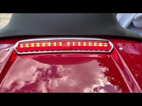 High Mount Tour Pak LED Light for Harley Davidson Touring