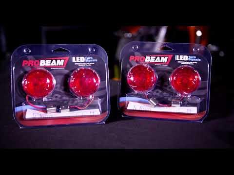 ProBEAM® Rear Turn Signals Installation