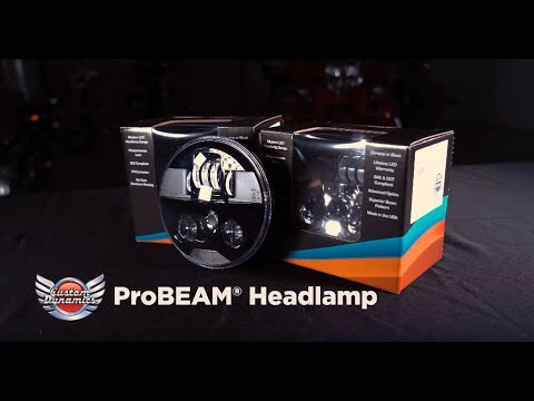 ProBEAM® vs. TruBEAM® LED Headlamp Comparison